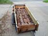 A full trailer of bricks!